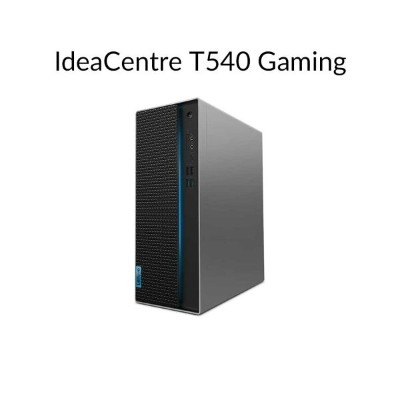【今なら5,500円OFFクーポン】直販 ゲーミングPC:Lenovo IdeaCentre T540 Gaming Core i5搭載(8GBメモリ/1TB HDD/256GB SSD...