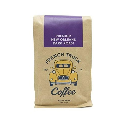 FRENCH TRUCK COFFEE New Orleans Premium Dark, 12 Ounce