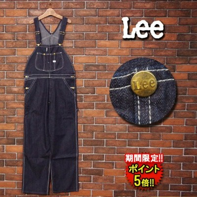 Lee(リー) オーバーオール (LM7254-100) OVERALL メンズ