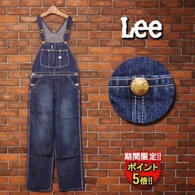 LEE オーバーオール (LM7254-136) LEE OVERALL メンズ □