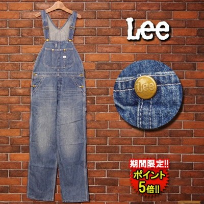 LEE オーバーオール (LM7254-156) LEE OVERALL メンズ □