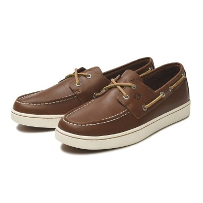 【SPERRY TOPSIDER】 スペリートップサイダー SPERRY CUP 2-EYE スぺーリーカップ 2-EYE STS18791 TAN