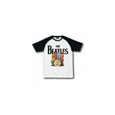 Sgt. Pepper's Lonely Hearts Club Band 50th Raglan A White S 【OTHER】