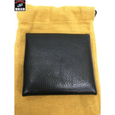 IL BISONTE コインケース 黒【中古】
