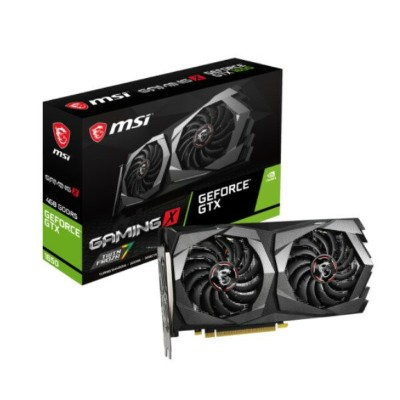 MSI GeForce GTX 1650 GAMING X 4G [GTX1650/GDDR5 4GB] GeForce GTX 1650 搭載グラフィックカード OCモデル