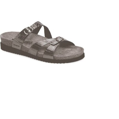 MEPHISTO 'HANNEL' 【 SANDAL GREY LEATHER 】 送料無料