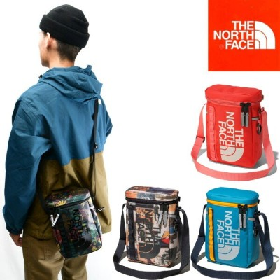 THE NORTH FACE BC FUSE BOX POUCH (5色展開) 【正規品】 ノースフェイス BCヒューズボックスポーチ バッグ ショルダーバッグ