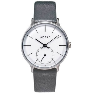 ADEXE 7series SMALL SECOND(ホワイト×グレー)