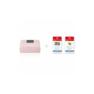 Canon CP1300CARDPRINTKIT(PK) コンパクトフォトプリンター 「SELPHY」 カードプリントキット ピンク CP1300CARDKIT