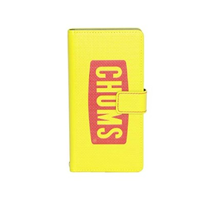 CHUMS チャムス スマホケース DIARY CASE FOR ANDROID CH62-1415 (Yellow(Y001))