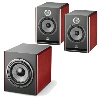 FOCAL Solo6 Be Red(ペア) + Sub6【数量限定プロモーション特価】【お取り寄せ商品】