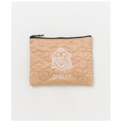 【SALE/30%OFF】SMELLY MELLYポーチM スメリー バッグ ポーチ ブラウン