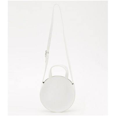 【SALE/50%OFF】AZUL by moussy CIRCLESHOULDERBAGS アズールバイマウジー バッグ バッグその他 ホワイト ブラック ブルー