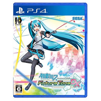 初音ミク Project DIVA Future Tone DX - PS4[un]