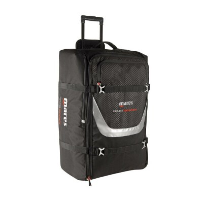 MARES(マレス)クルーズ バックパック CRUISE BACKPACK 40x31x80cm 100L 4.4kg 大型キャスターバッグ キャリーバッグ [415465]