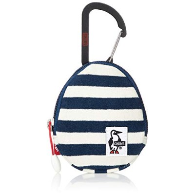 [チャムス] Egg Coin Case Sweat CH60-2707-N005-00 Navy/Natural