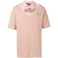 Raf Simons X Fred Perry ロゴ Tシャツ - ピンク