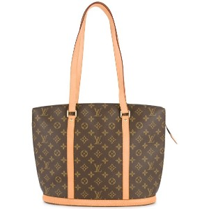 Louis Vuitton Pre-Owned バビロン トートバッグ - ブラウン