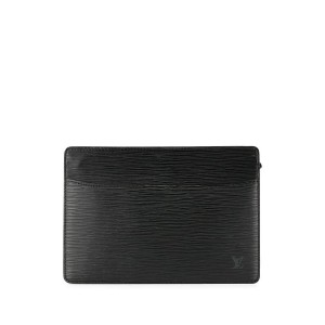 Louis Vuitton Pre-Owned Pochette Homme クラッチバッグ - ブラック