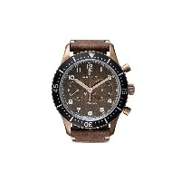 Zenith パイロット クロノメトロ Tipo CP-2 フライバック 43mm - C801 Bronze B Brown Oily