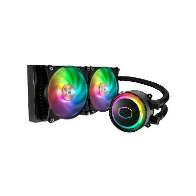 クーラーマスター MasterLiquid ML240RS RGB MLX−S24M−A20PC−R1