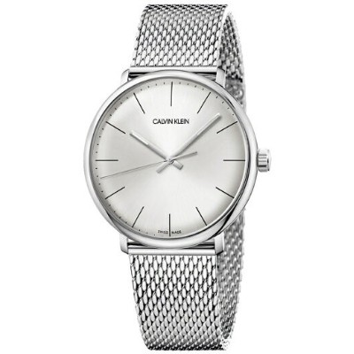 【SALE/30%OFF】CALVIN KLEIN WATCHES+JEWELRY カルバンクライン 腕時計 High Noon(ハイヌーン) 3針 シルバー×シルバー カルバンクラインウォッチアンド...