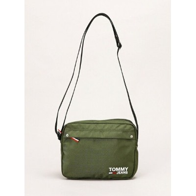 TOMMY HILFIGER TOMMY HILFIGER(トミーヒルフィガー) ボディバッグ ボディバッグ ボディーバッグ ショルダー バッグ トミーヒルフィガー バッグ ショルダーバッグ カーキ...