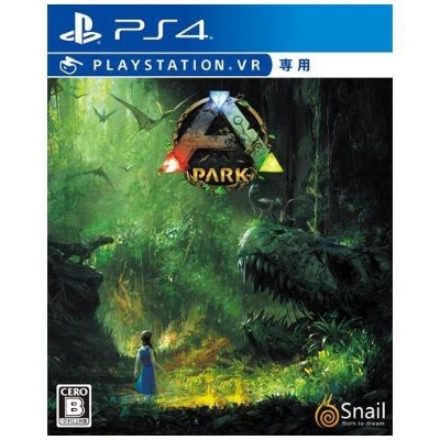ARK Park 通常版 PS4 PLJS-36051 PlayStationVR専用