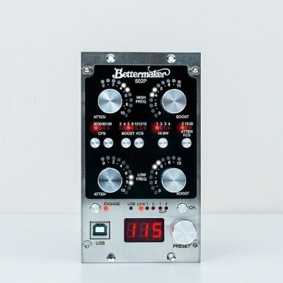 Bettermaker EQ 502P(VPR Alliance)(お取り寄せ商品)