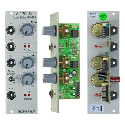 Doepfer A-170 Dual Slew Limiter【お取り寄せ商品】