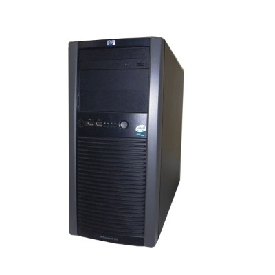 HP ProLiant ML310 G4 418040-291【中古】Xeon X3050 2.13GHz/1.5GB/250GB×2