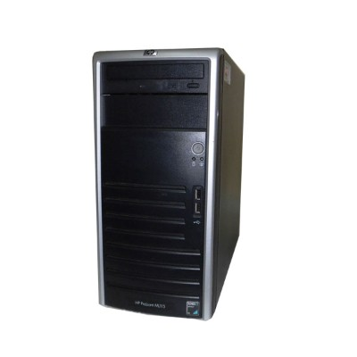 HP ProLiant ML115 G1 439138-B21 中古 Athlon 64 3500+ 2.2GHz 1GB 80GB (SATA) CD-ROM