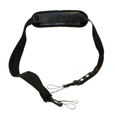 rooCASE rooCASE Breakaway Clip Safety Shoulder Strap with 4 lanyards RC-FOX-BA-STRAP-2B-CLIP-LOOP