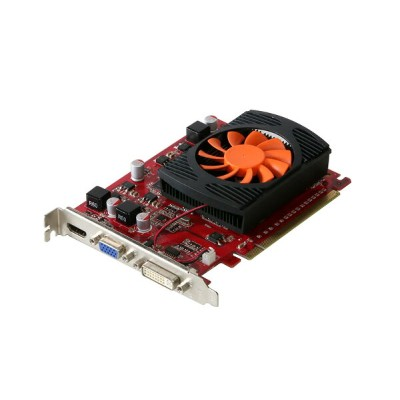 Palit Microsystems GeForce GT 240 1GB HDMI/VGA/DVI PCI Express x16 NEAT2400FHD01-N2165【中古】