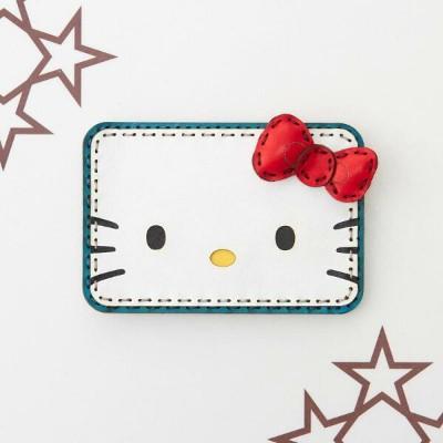 「OJAGA DESIGN」 オジャガデザイン HELLO KITTY CARD CASE