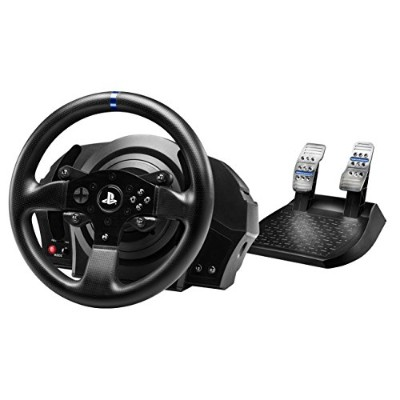 Thrustmaster T300RS Officially Licensed PS4/PS3 Force Feedback Racing Wheel
