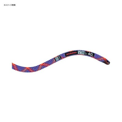 MAMMUT(マムート) 9.8 Eternity Protect 60m violet×fire 2010-02712