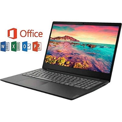 Microsoft Office 2016 Installed, BRAND NEW LENOVO English Laptop Computer, Intel Pentium Gold 5405U...