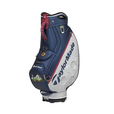 テーラーメイド(Taylormade) 2019 TM19 British Open Staff Bag N65528 Blue/Gray/White