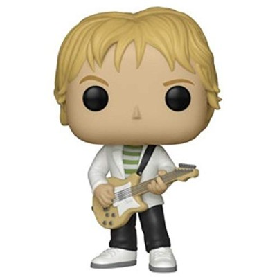 Funko - Figurine Rocks The Police - Andy Summers Pop 10cm - 0889698400886
