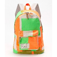 【SALE(伊勢丹)】 spoken words project  Day Pack neon*nal*5【三越・伊勢丹/公式】 バッグ~~リュックサック・デイパック