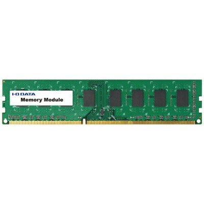 DY1600-8GR I/Oデータ PC3-12800(DDR3-1600) 240pin DIMM 8GB