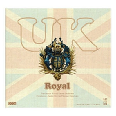 ABC(INT'L)RECORDS エービーシーレコーズ UK ROYAL HD-204[HD204]