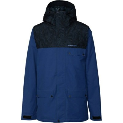 アルマダ メンズ スキー スポーツ Emmett Insulated Jacket - Men's Admiral Blue
