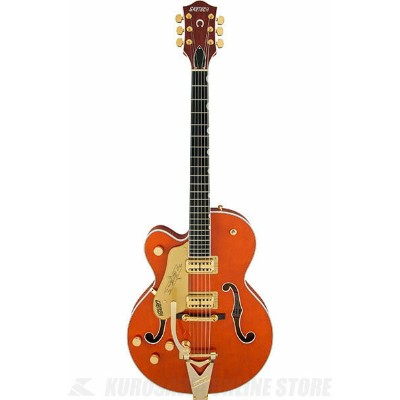 Gretsch G6120TLH Players Edition Nashville (Orange Stain)《エレキギター》【送料無料】【ONLINE STORE】