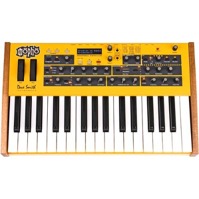 Dave Smith Instruments Mopho Keyboard アナログシンセサイザー