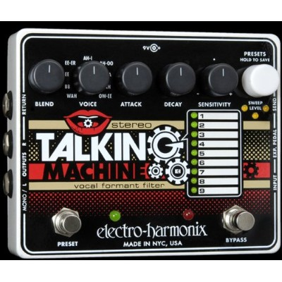 Electro Harmonix Stereo Talking Machine エフェクター