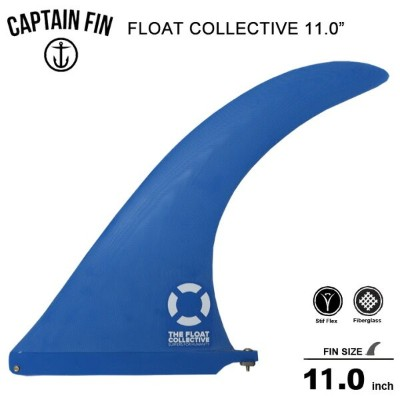 CAPTAIN FIN キャプテンフィン 11.0 シングル フィンFLOAT COLLECTIVE 11.0ロングボードセンターフィン/シングル フィン送料無料!!