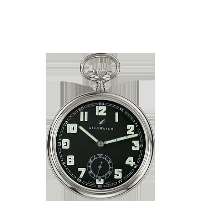 アエロ懐中時計 Pocket Watches Mechanical Lepine 50616 AA06[送料無料]