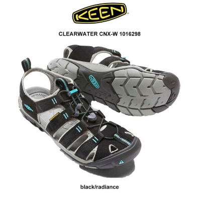 (SALE)KEEN(キーン)レディース スポーツ サンダル CLEARWATER CNX-W 1016298